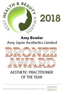 Amy Jayne Aesthetics | Aesthetic Practitioner of the Year
